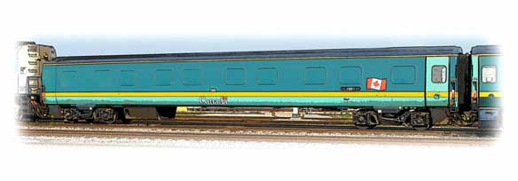 Renaissance baggage car - VIA Rail Canada