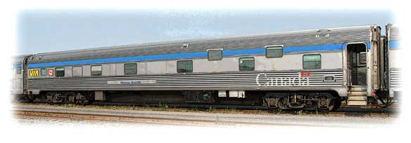 Château sleeping car - VIA Rail Canada