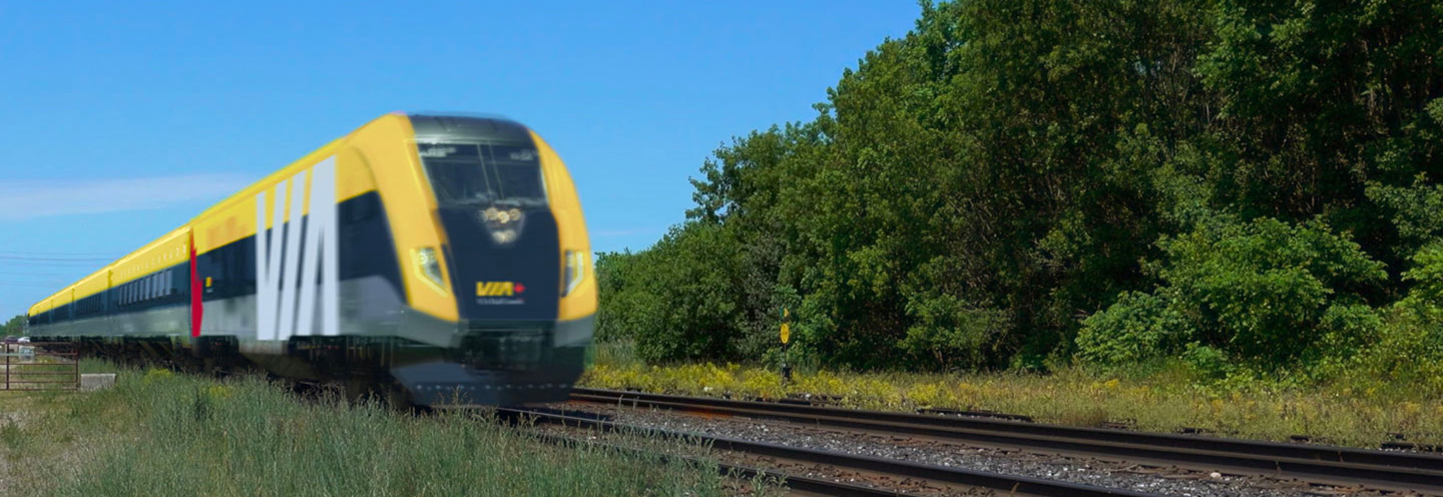 Fleet Replacement Program | VIA Rail
